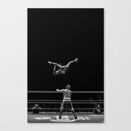 El Vuelo Canvas Print