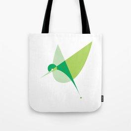 Contours: Hummingbird Tote Bag
