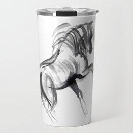 Wild horse (Bachelor) Travel Mug