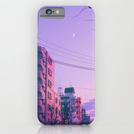 Lilac for a Night iPhone Case