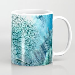Undersea Witness Coffee Mug