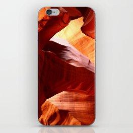 A Symphony In Sandstone iPhone Skin