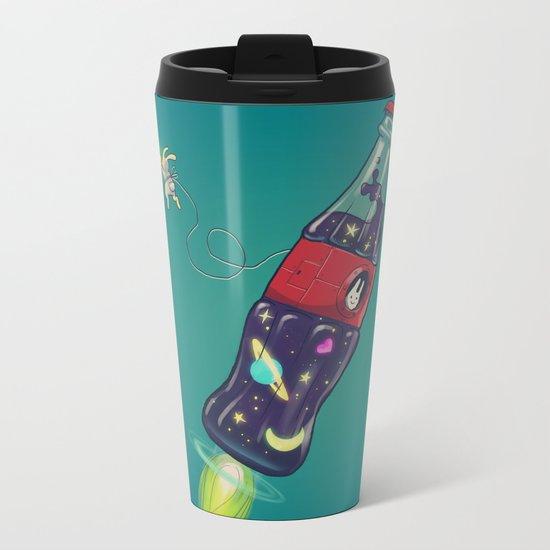 Bottleship 2 Metal Travel Mug