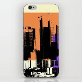 Downtown LA Skyline iPhone Skin