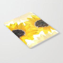 Sunflower 12 Notebook