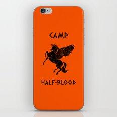 Camp Half-Blood iPhone Skin
