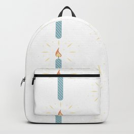 Candle Backpack