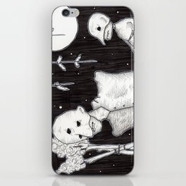 The Collectors.  iPhone Skin