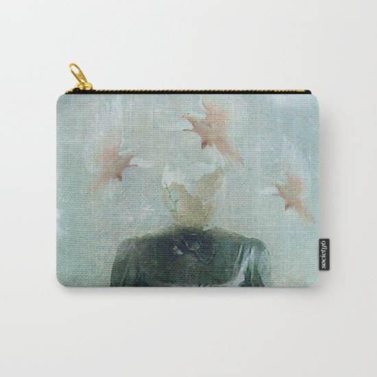 Surrealist nest Carry-All Pouch