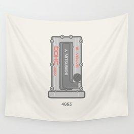 Mitsubishi 4g63 Rocker Cover  Wall Tapestry