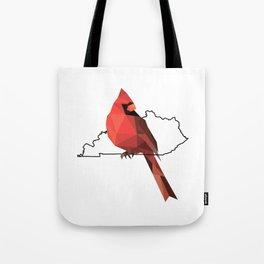 Kentucky – Northern Cardinal Tote Bag