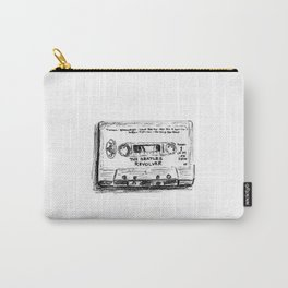 60's Series Cassette Tape #5 Carry-All Pouch
