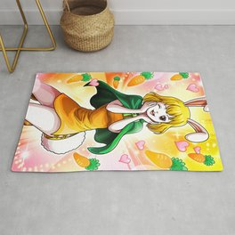 Carrot - One piece Rug