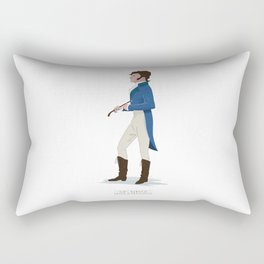 Mr. Darcy  Rectangular Pillow
