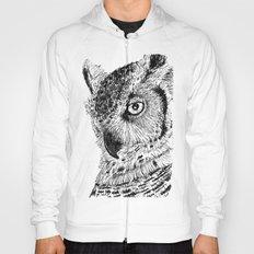 Ink Owl Hoody