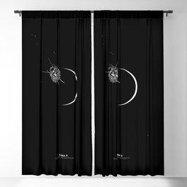 LUNA 3 Blackout Curtain