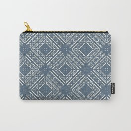 Newmarket in Blue Carry-All Pouch