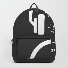 Sound and music Backpack