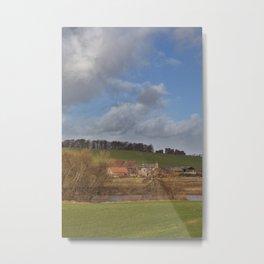Goodrich Castle I Metal Print