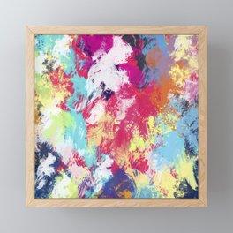Abstract 39 Framed Mini Art Print