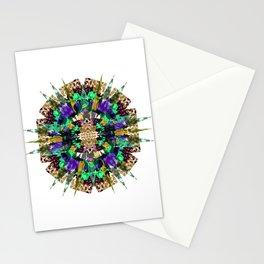 Flower Stellation  Stationery Cards