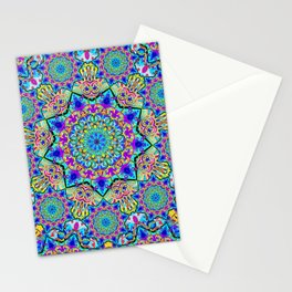 Stars in Stars Stationery Cards