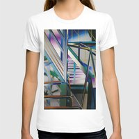 architecture T-shirts featuring Architecture by Paris Martin