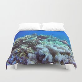 Great Barrier Reef Duvet Cover