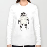 tape Long Sleeve T-shirts featuring tape by Cosmic Nuggets