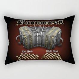 Bandoneon Rectangular Pillow