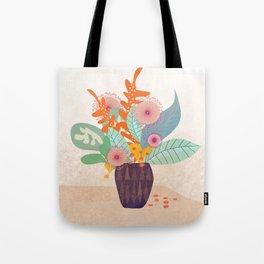 Tropic In A Pot #society6 #buyart #decor Tote Bag