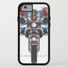 The Road Reaper iPhone Case