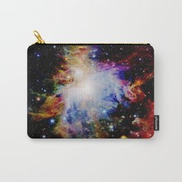 GaLaXY : Orion Nebula Dark & Colorful Carry-All Pouch