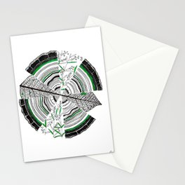 Age, Cells, and Pi Stationery Cards