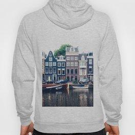 Street in Amsterdam Hoody