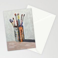 For The Love of Paint Stationery Cards