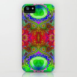 Seed 2 the Soul/ Worn iPhone Case