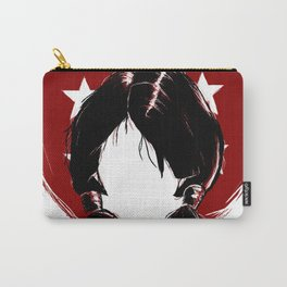 Videl Illustration Carry-All Pouch