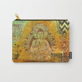 Floating Buddha Carry-All Pouch