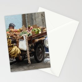 Cuban Streetlife - Fruit Stationery Cards