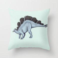 Oreosaurus Throw Pillow