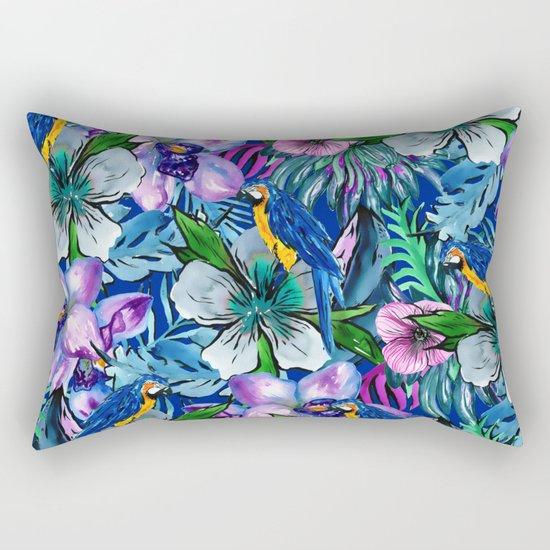 My Tropical Garden 5 Rectangular Pillow