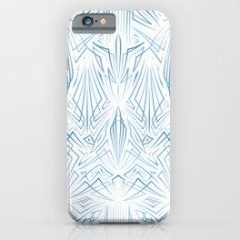 Pinstripe Pattern Creation 2 iPhone Case