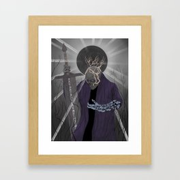 Realization of The Immortal Framed Art Print
