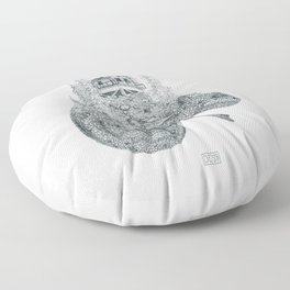 Out of Sight Floor Pillow