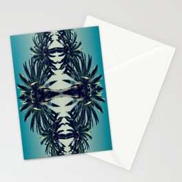 Palms in Cali Stationery Cards
