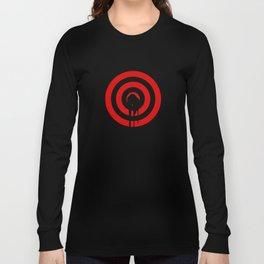 Bull's Eye Long Sleeve T-shirt