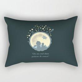The Prince & The Moon Rectangular Pillow