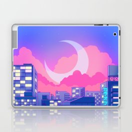 Dreamy Moon Nights Laptop & iPad Skin