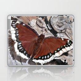 Cloak of Mourning Butterfly Laptop & iPad Skin